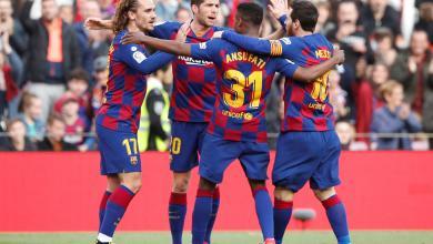 Photo of برشلونة يخطف 3 نقاط من خيتافي