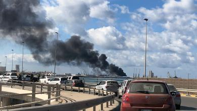 Photo of استهداف الميناء القصة الكاملة.. بدءا بتضارب التصريحات وانتهاءً بالاعتراف التركي