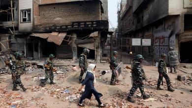 Photo of الهند.. قتلى بأسوأ أعمال عنف طائفية منذ عقود