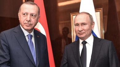 Photo of بوتين وأردوغان يؤكدان على تنفيذ مخرجات برلين