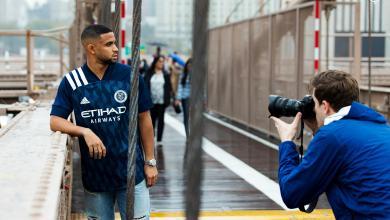 Photo of التاجوري يقدم القميص الجديد لنيويورك سيتي