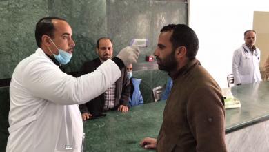 """Photo of منفذ """"امساعد"""" البري في مواجهة كورونا"""