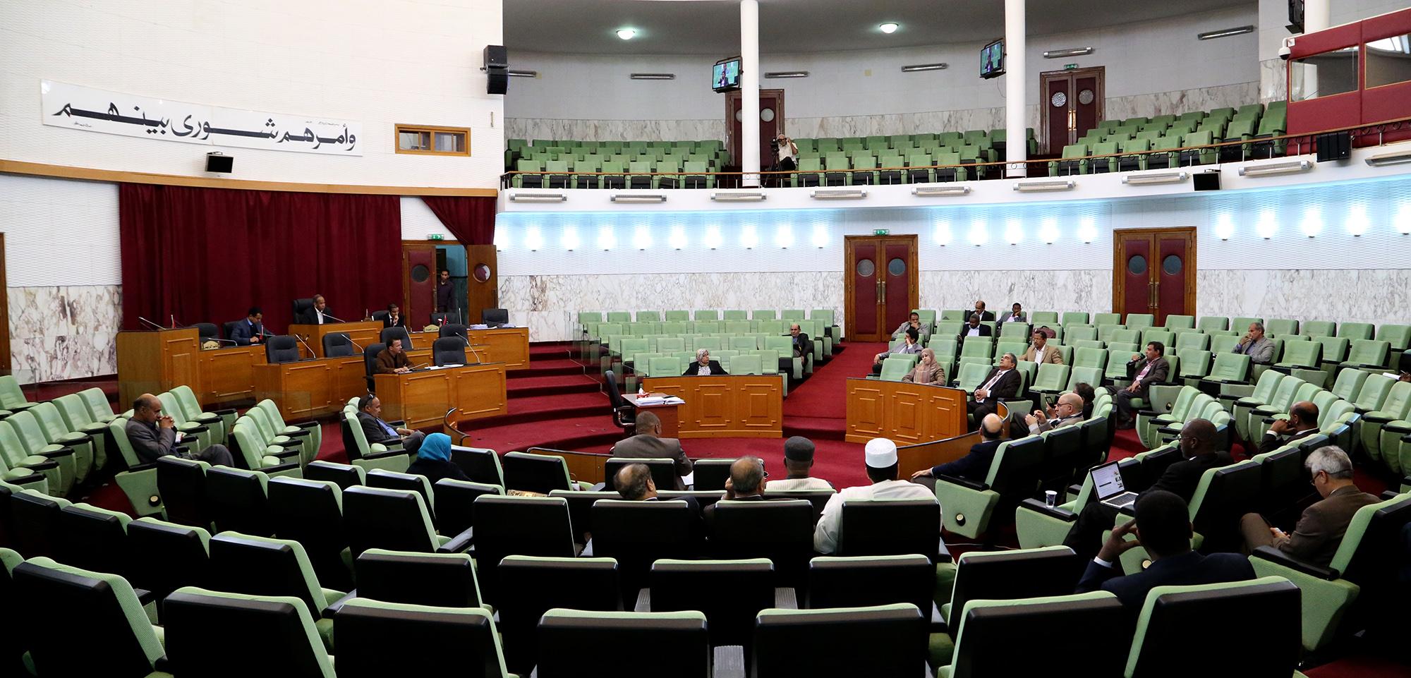 الهيئة التأسيسية لصياغة مشروع الدستور