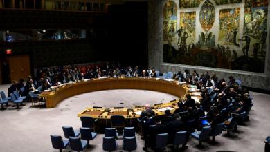 """صورة مجلس الأمن يعطي الضوء الأخضر لـ""""اتفاق جنيف"""""""