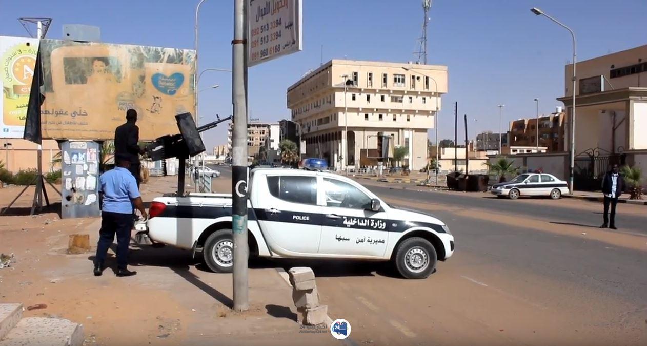 بلدية سبها تكشف هوية رجل الأمن المغدور