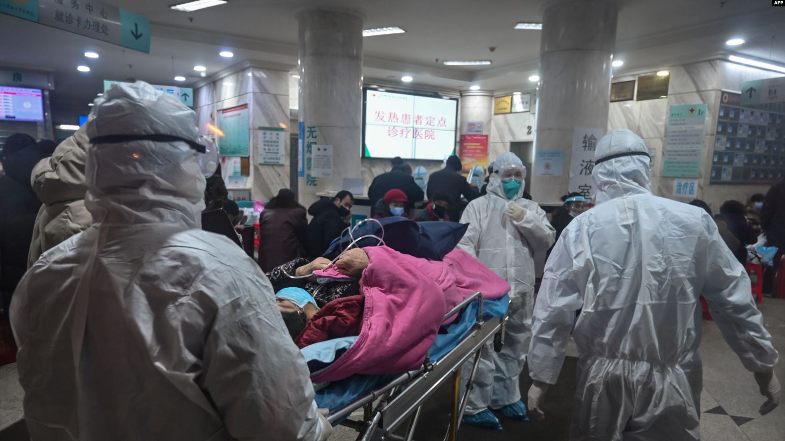 ارتفاع وفيات فيروس كورونا في الصين إلى722 وتجاوز عدد المصابين 34 ألف