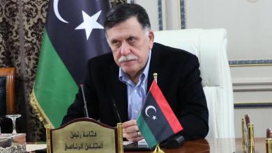 صورة السراج يهنئ الشعب الليبي بمناسبة ذكرى ثورة فبراير