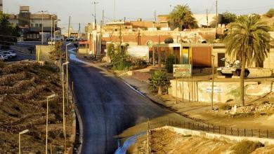 """Photo of مختنقات بلدية نالوت على طاولة """"الوفاق"""""""