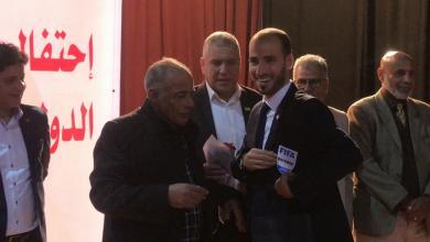 Photo of احتفاء بالحكام الدوليين في بنغازي