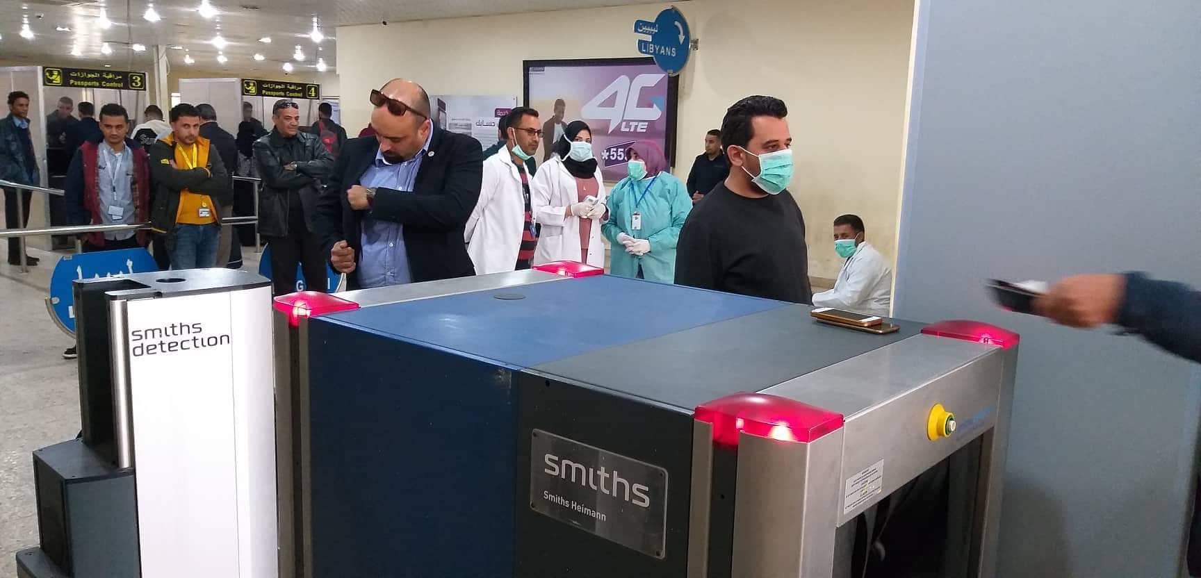 صحة المؤقتة تتابع الإجراءات الوقائية لمنع انتقال فيروس كورونا إلى ليبيا