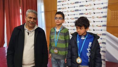 صورة ليبيا تتوج بذهبية بطولة ناتيلي للشطرنج