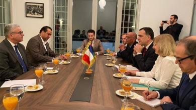 صورة باشاغا مدعو رسمياً لزيارة فرنسا