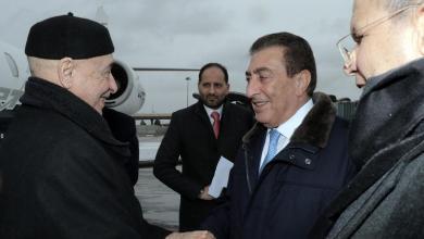 Photo of عقيلة يصل الأردن للمشاركة بمؤتمر الاتحاد البرلماني العربي