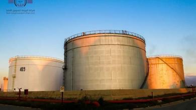 """Photo of """"برون سويك"""" تصل ميناء بنغازي محملة بــ 41 مليون لتر بنزين"""