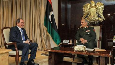 Photo of حفتر يستقبل وزير الخارجية الجزائري في الرجمة