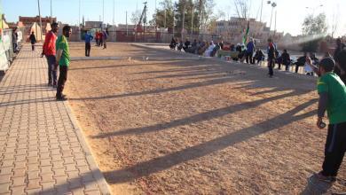 Photo of انطلاق التظاهرة الرياضية الثقافية في غدامس