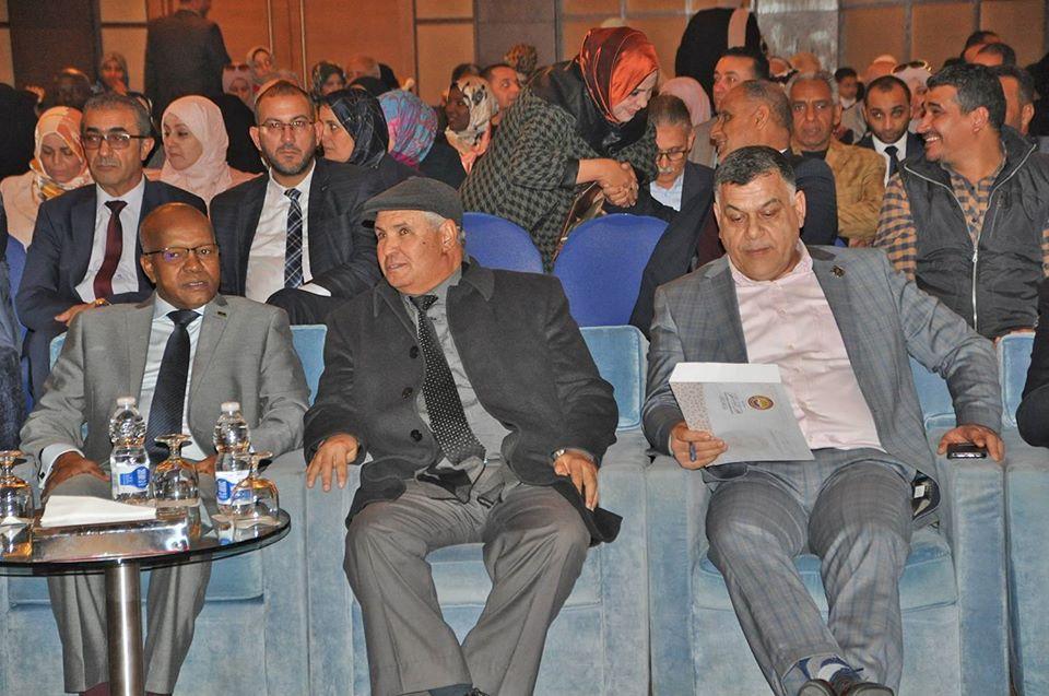 """ندوة وزارة """"تعليم الوفاق"""" حول تأثير الاشتباكات في العملية التعليمية"""