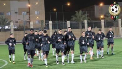 Photo of منتخب الشباب يجري مرانه الأول في السعودية