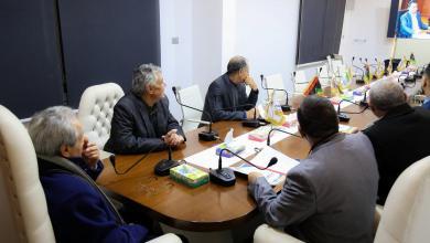 Photo of ديوان المحاسبة يُنهي زيارة العمل لمدينة سرت
