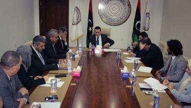 Photo of الحكومة الليبية تنسق التعاون مع الصليب الأحمر الدولي