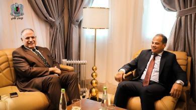 "Photo of ""داخلية الحكومة الليبية"" تؤكد سعيها لدعم أمن الجنوب"