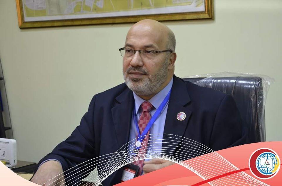 مدير عام المركز الوطني لمكافحة الأمراض الدكتور بدر الدين بشير النجار