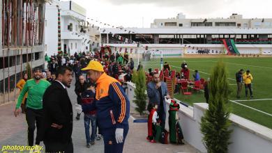 Photo of افتتاح ملعب ومبنى نادي الشط