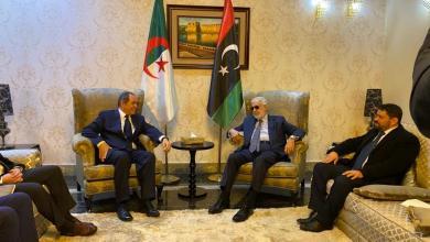 Photo of وزير الخارجية الجزائري يصل طرابلس