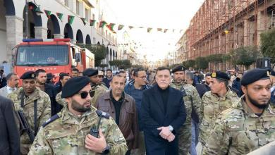 Photo of السراج: نحن دعاة سلام ونسعى لتحقيق الاستقرار