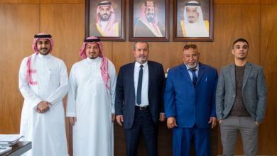 Photo of الشلماني يلتقي رئيس اتحاد الكرة السعودي