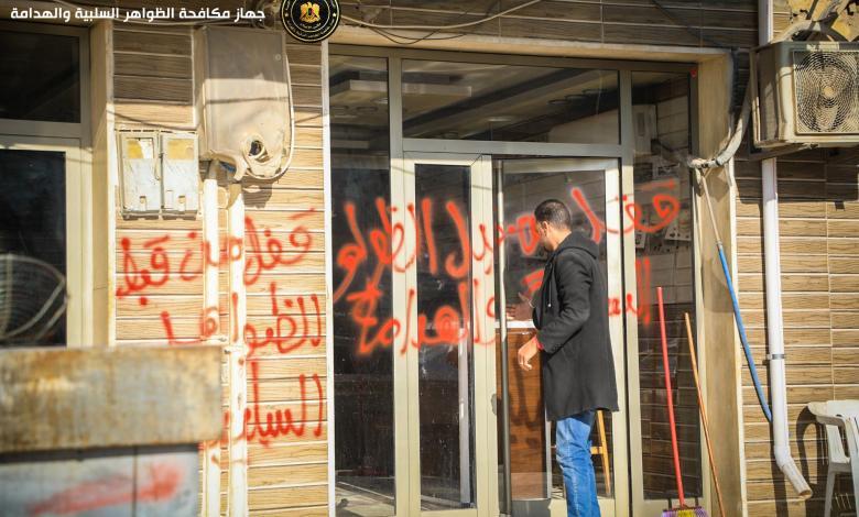 Photo of حرب بلا هوادة على الغذاء الفاسد في بنغازي
