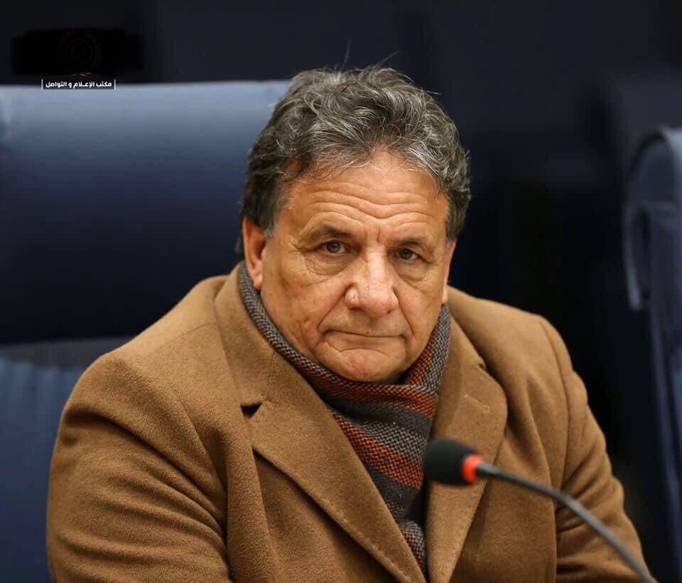 وزير الصحة في الحكومة الليبية الدكتور سعد عقوب