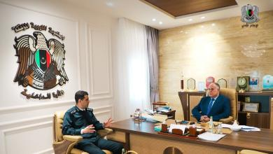 Photo of وزير الداخلية يتابع خطة العمل الأمني في المرج