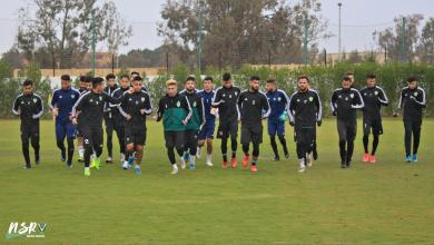 Photo of النصر يواصل استعداداته لمواجهة حسنية أكادير
