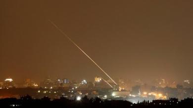 """صورة فلسطين .. غارات """"إسرائيلية"""" على قطاع غزة"""