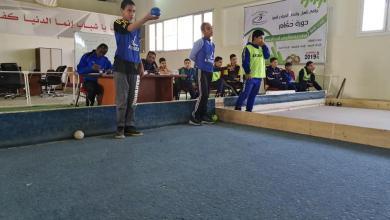 Photo of اختتام معسكر منتخب الكرة الحديدية ببطولة تنشيطية