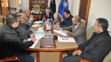"Photo of اجتماع ""الفريق التنسيقي"" لــ ""داخلية الوفاق"""