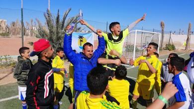 Photo of سيطرة ليبية على بطولة جربة الودية لكرة القدم