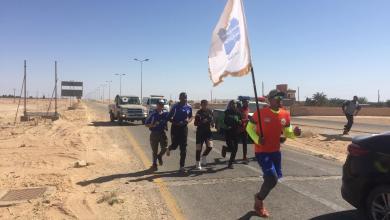 Photo of الرحال البوصيري يصل غدامس سيراً على الأقدام