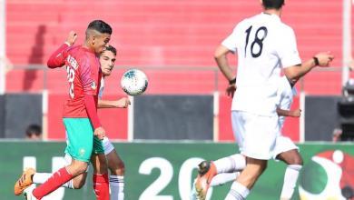 Photo of منتخبنا يغادر كأس العرب بالخسارة أمام المغرب