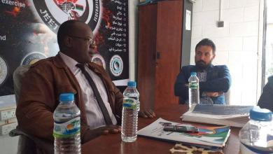 Photo of استعدادات لإقامة بطولة ليبيا للكيك بوكسينغ