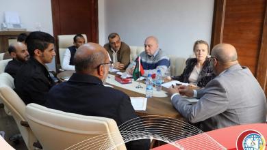 "Photo of ليبيا تُنسّق مع ""الصحة العالمية"" لمواجهة كورونا"