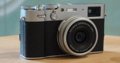 "Photo of ""فوجي"" تطرح كاميرا مدمجة حديثة ومتطورة"