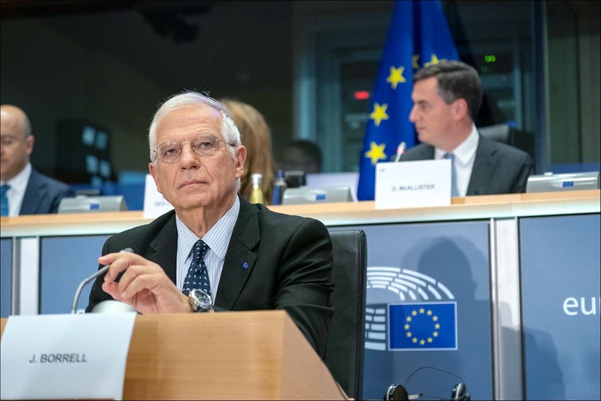 الممثل الأعلى للاتحاد الأوروبي للسياسة الخارجية والأمنية جوزيب بوريل- إرشيفية