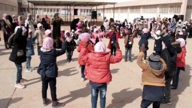 Photo of تظاهرة رياضية بمدرسة الديسة في تراغن