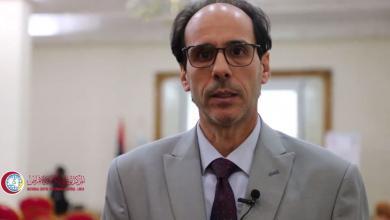 """رئيس جامعة الحاضرة """"ناصر حمزة"""""""