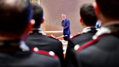 "Photo of وزير الدفاع الإيطالي: ""ليبيا اختبار معقد بشكل خاص"""