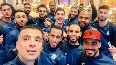 "Photo of ""طائرة أساريا"" تتأهب للمشاركة في البطولة العربية"