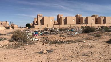 Photo of بدر .. تفاقم مشكلة تكدس النفايات