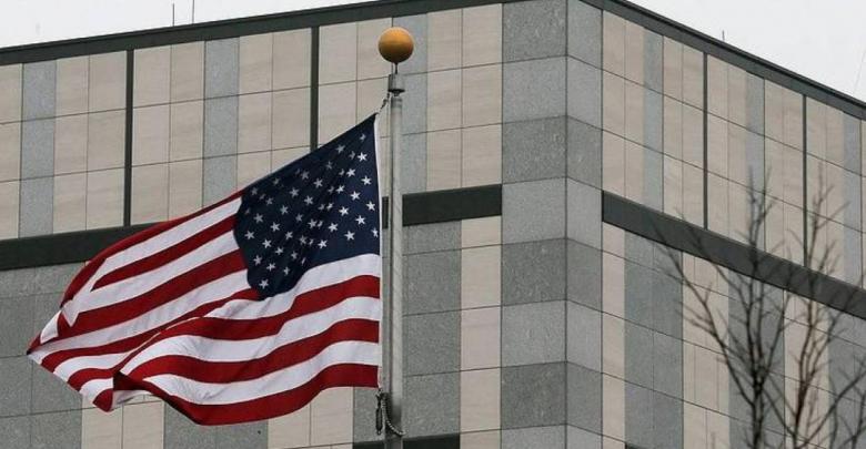 """السفارة الأميركية لدى ليبيا -""""أرشيفية"""""""